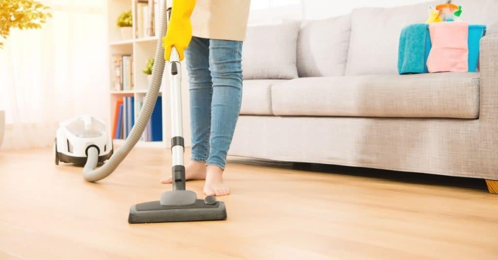 How to Clean High Gloss Laminate Floors